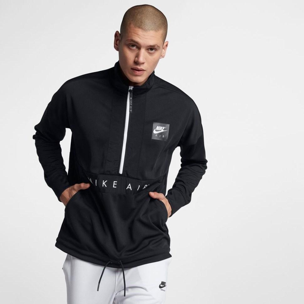 08c5b17ec Nike Air Half Zip Pullover Tops   SportFits.com