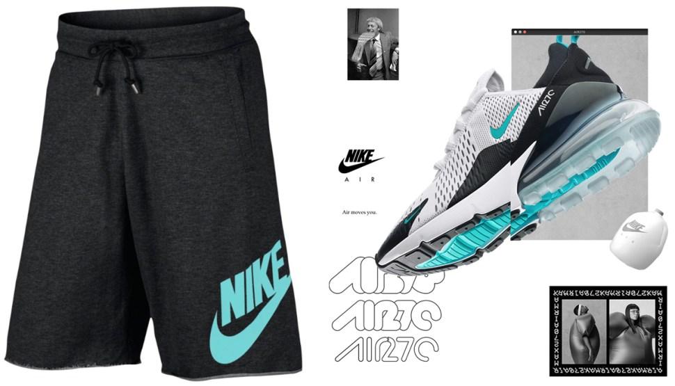 size 40 3863d ed4d0 Nike Air Max 270 Dusty Cactus Shorts Match | SportFits.com