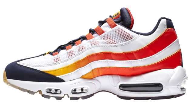 Nike Air Max 95 Houston Away Shirt Match |