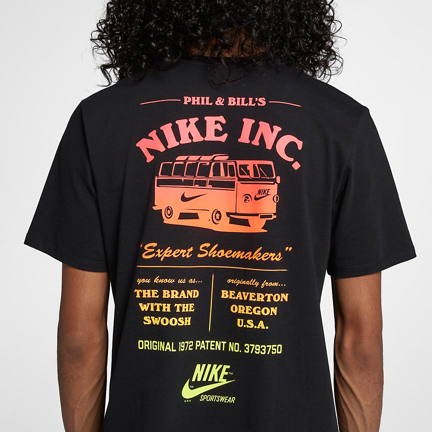 8be9791be Nike Air Max Plus Black Orange Volt Shirts | SportFits.com