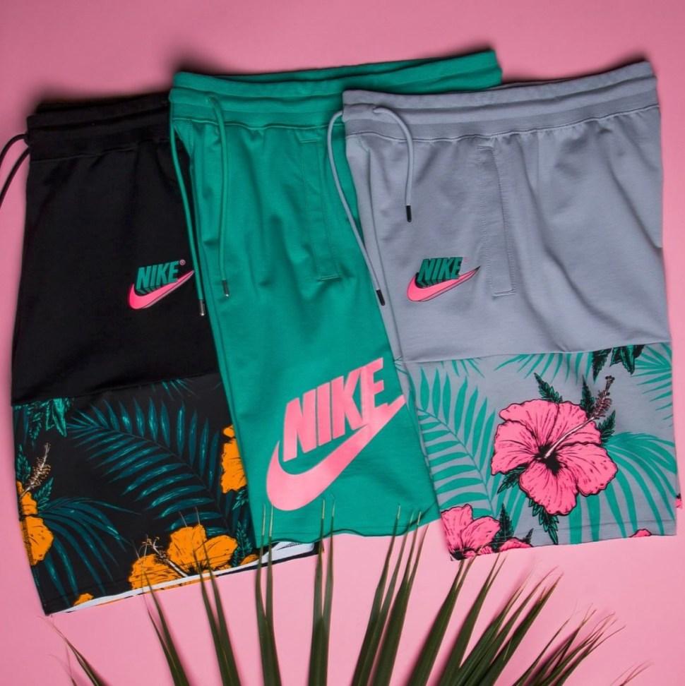 fe9af73b Nike Air Watermelon Shorts Match | SportFits.com
