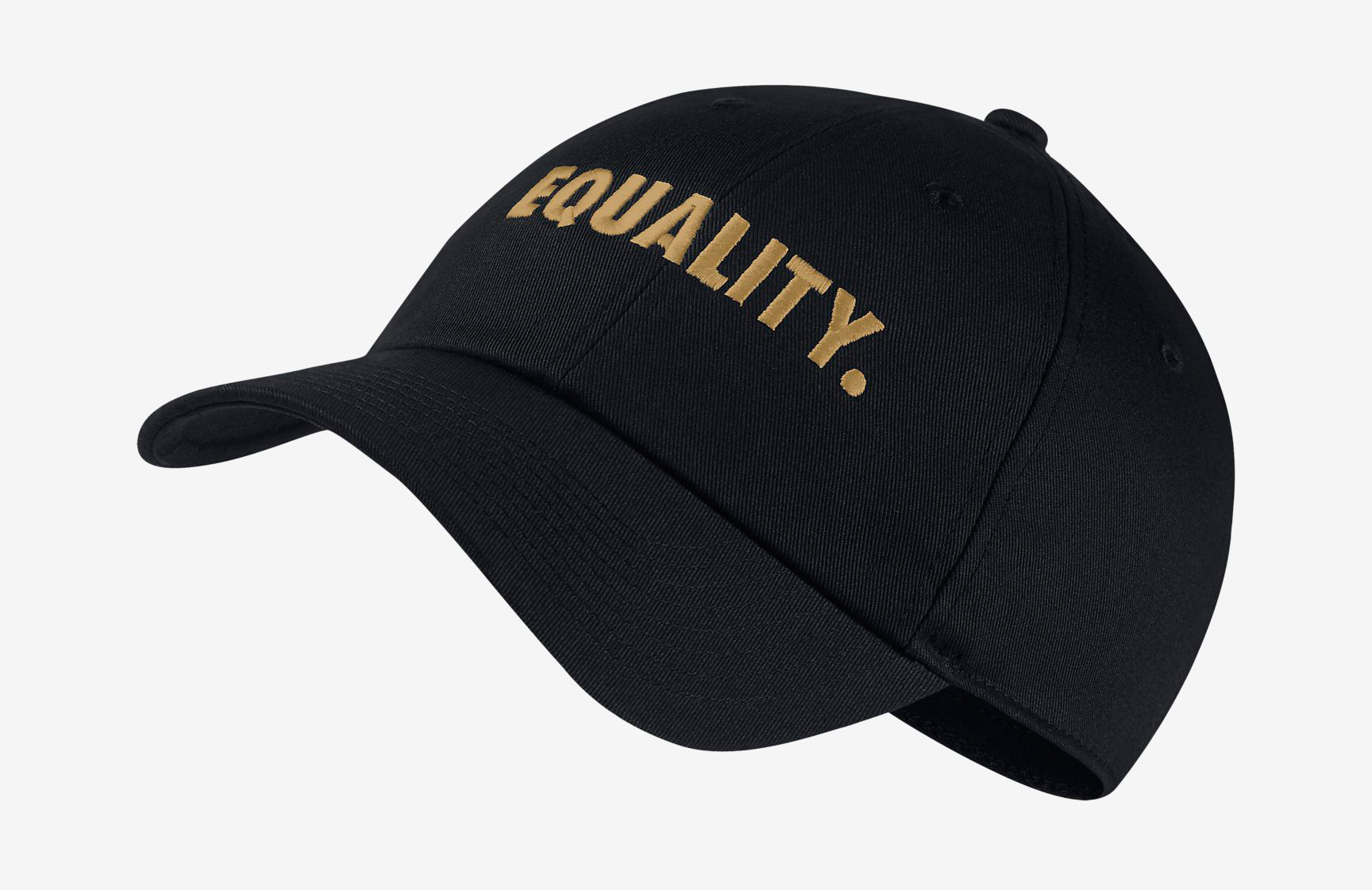 ccf22e647d827 ... canada nike equality black gold hat 1 a62c6 d39bd
