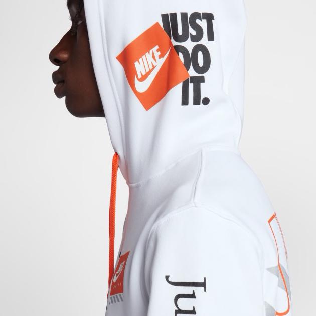 Nike JDI Club Just Do It Hoodie | SportFits.com