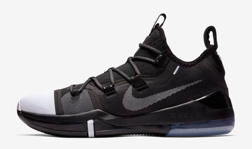 Nike Kobe AD Black White Toe Where to