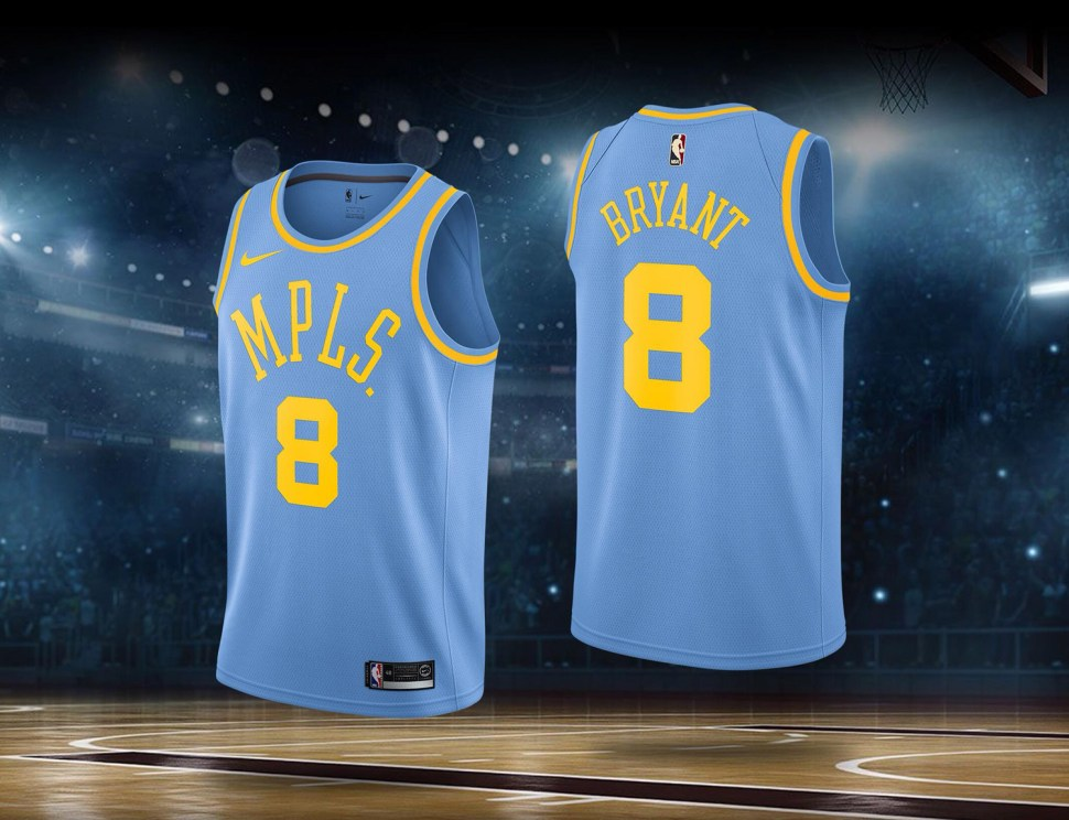 Nike Kobe Mamba Day 2018 Shirts and Jerseys | SportFits.com