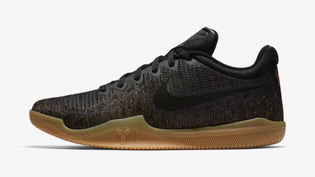 Nike Kobe Mamba Rage Premium Black Grey