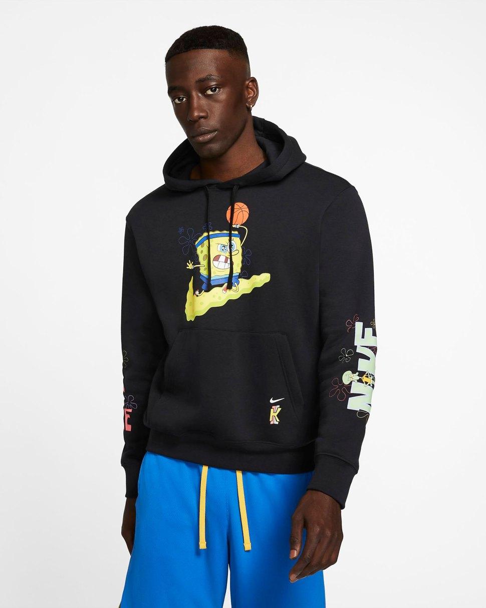 premium selection 186f4 5804f Nike Kyrie Spongebob Hoodie | SportFits.com
