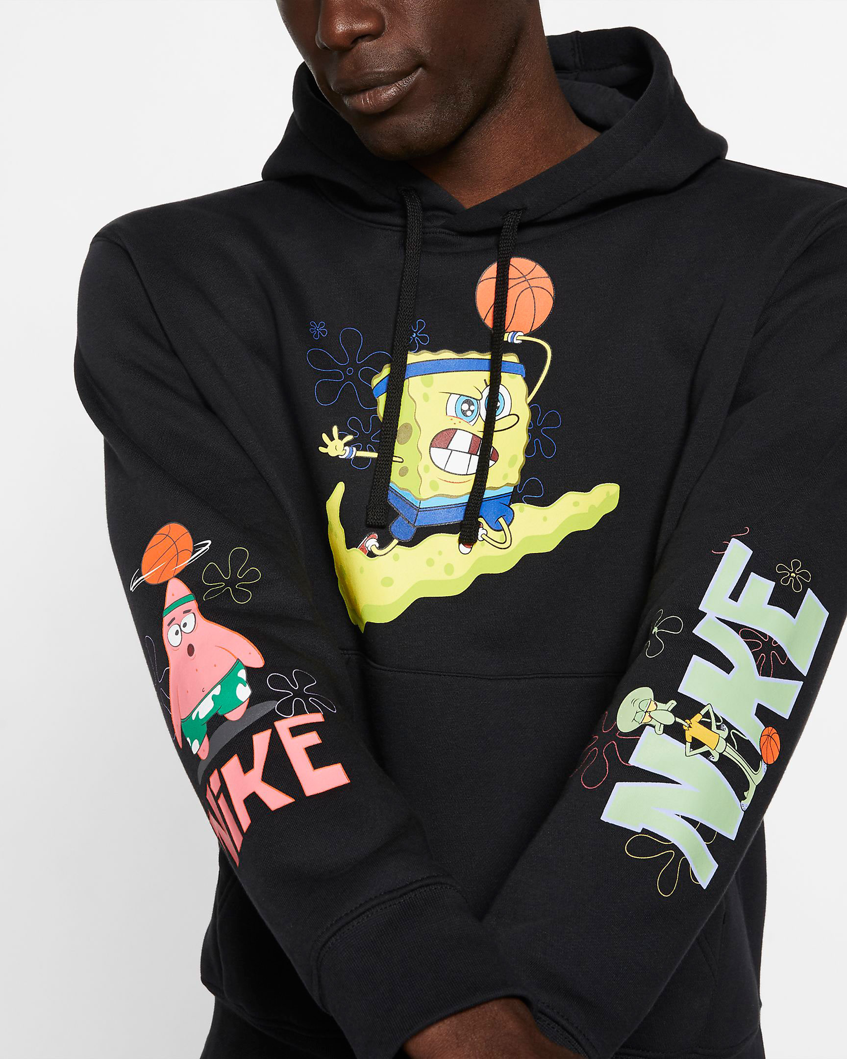 Nike Spongebob Hoodie Yellow BritishTown Yabancı Dil Kursu