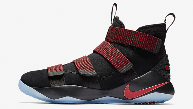 huge selection of 616b3 42b53 Nike LeBron Soldier 11 | SportFits.com