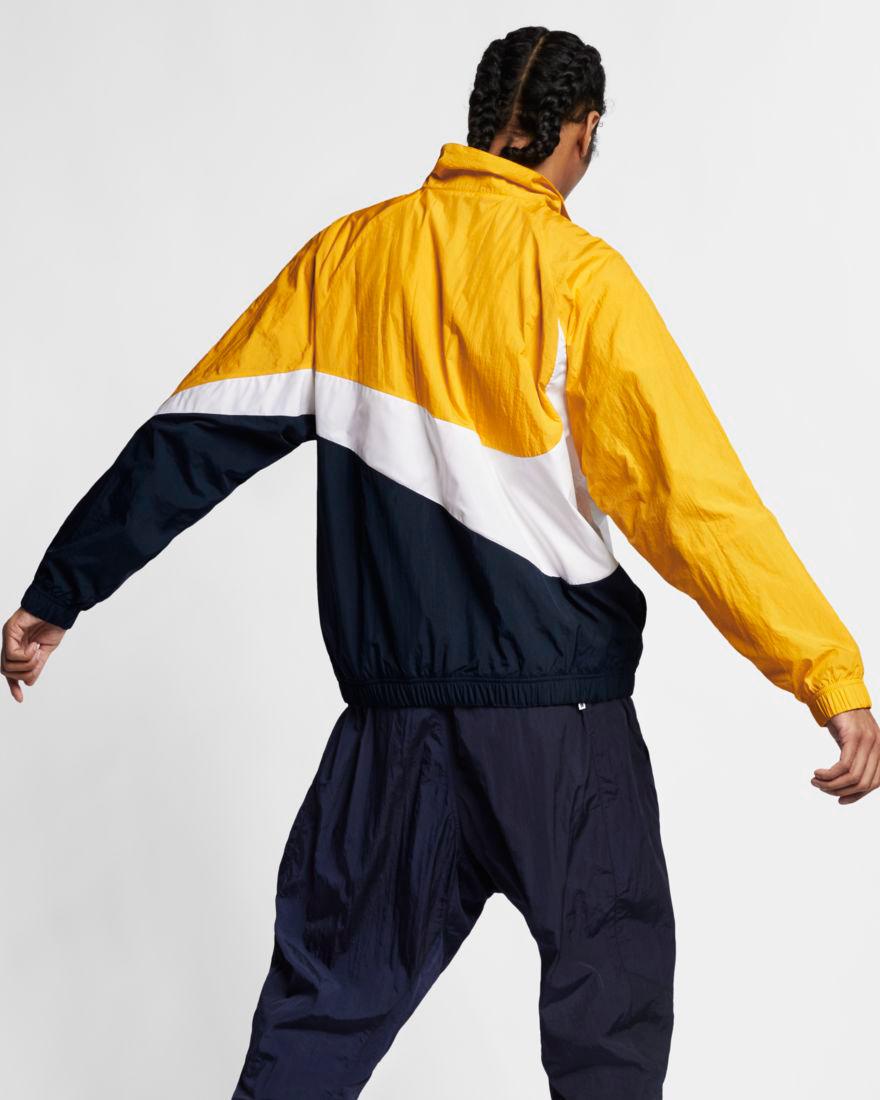 Nike Sportswear Big Swoosh Woven Jackets Sportfits Com