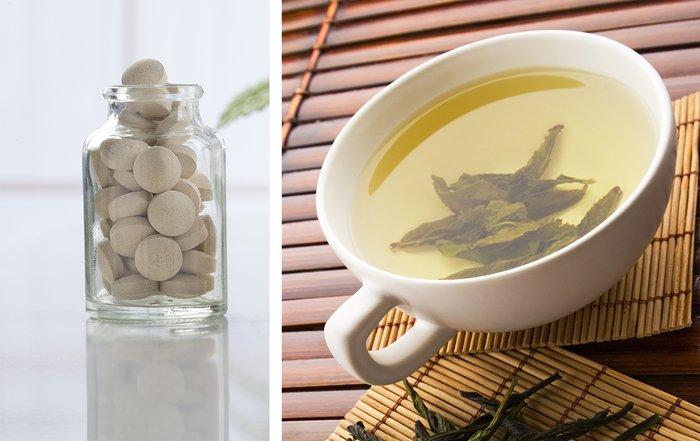 Эффективность зелёного чая как средства для похудения: лучшие сорта и эффективные рецепты. Какой зеленый чай лучше для похудения