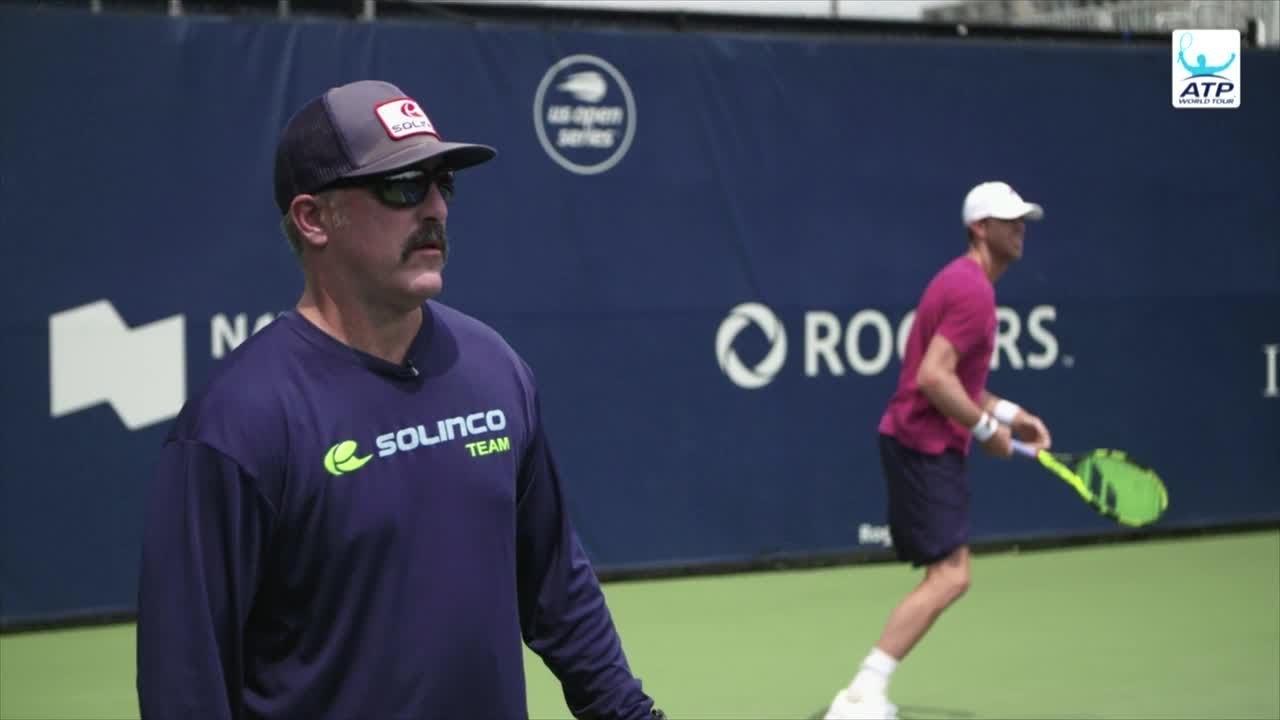 Elite Tennis Players Have A Freak Factor. Do You?