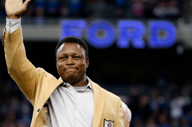 Fan Mail: These Letters Took 20 Years to Reach Barry Sanders