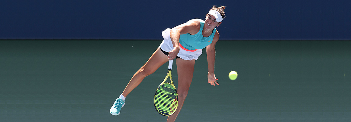 Queen of the Court: Q & A with Tennis Pro Jennifer Brady