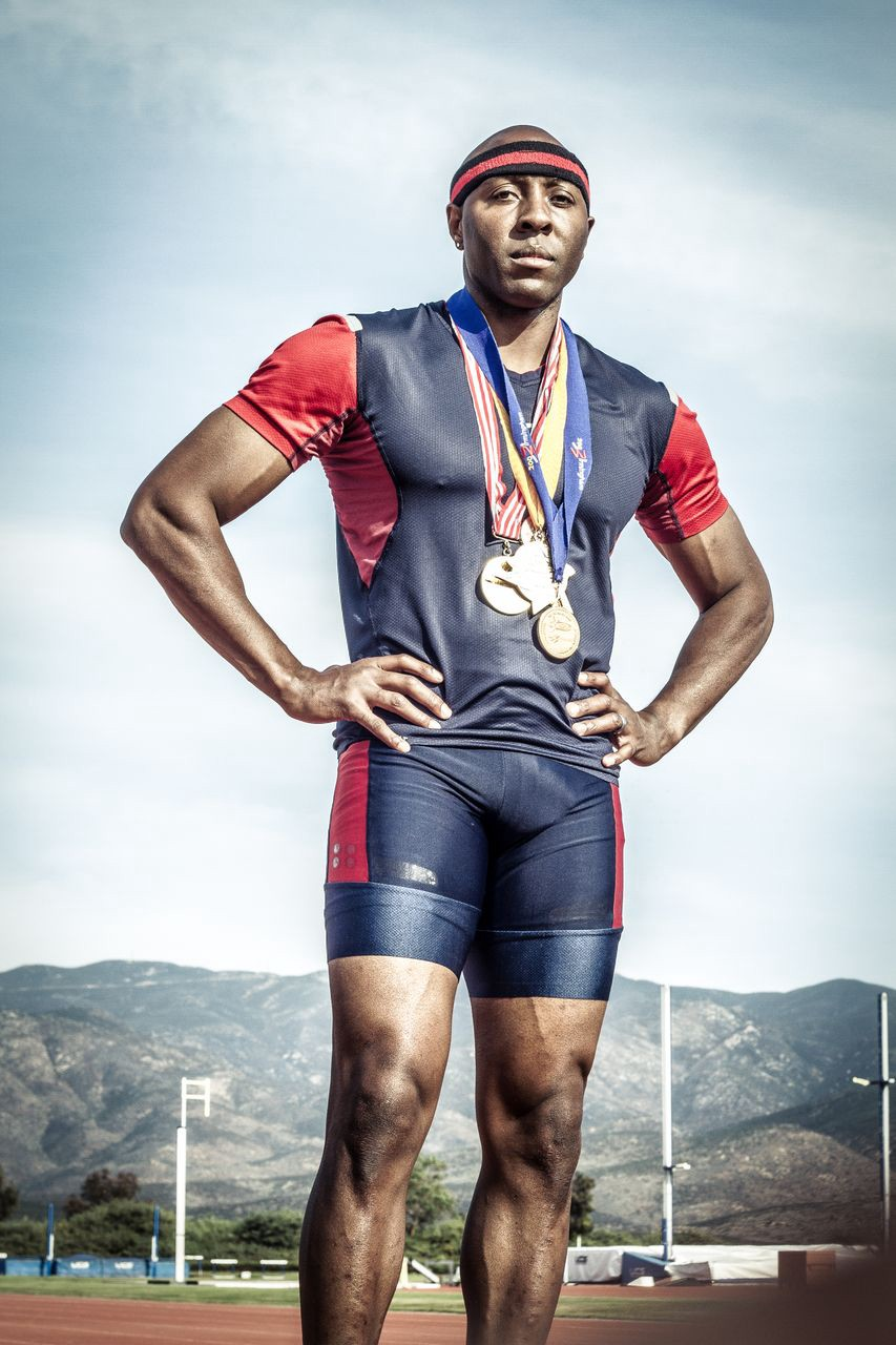 Tyree Washington: From Asthmatic Child to Astounding Athlete, Speaker, and Trainer