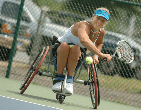 Listen and Learn from Paralympian Tennis Player and Diversity Expert Karin Korb