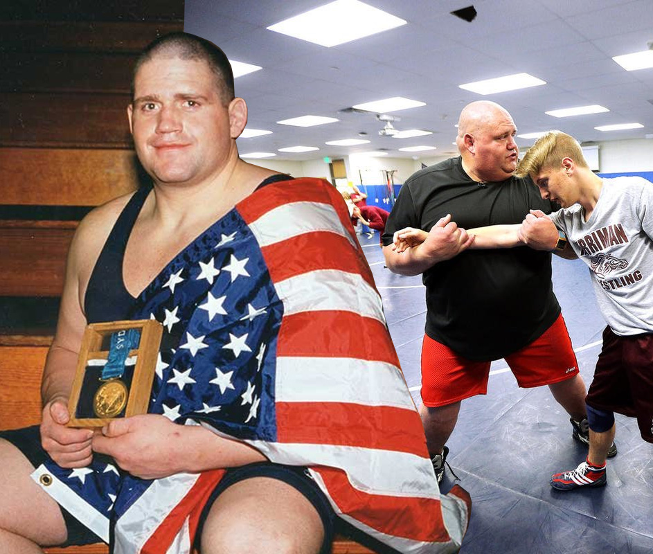 Olympic Gold Medalist Wrestler Rulon Gardner Also Excels at Overcoming Adversity