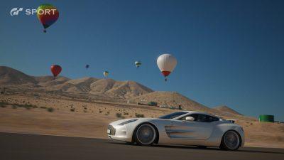 Одиночный режим и новые машины. Новогоднее обновление Gran Turismo Sport