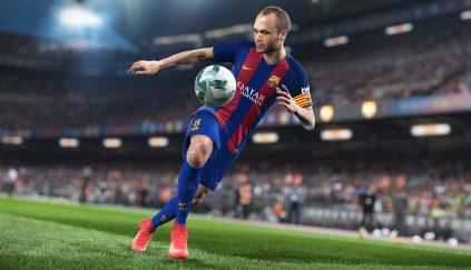 Предложение недели в PlayStation Store: PES 2018 со скидкой в 73%