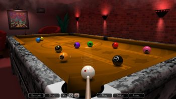 Скриншоты игры Cue Club 2: Pool & Snooker