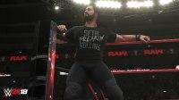 Первый геймплейный трейлер WWE 2K18