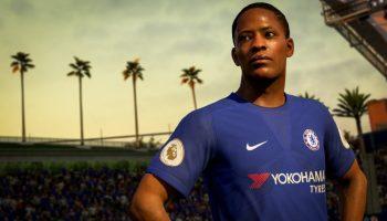 «Хантер возвращается». Трейлер сюжетного режима FIFA 18