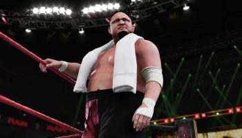 Релизный трейлер WWE 2K18