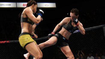 Скриншоты игры EA Spotrs UFC 3