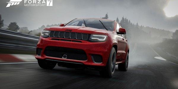 Forza Motorsport 7 – Jeep Grand Cherokee Trackhawk (2018)