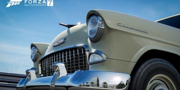 Forza Motorsport 7 – Chevrolet 150 Utility Sedan (1955)