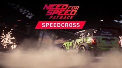 Speedcross – первое контент-обновление для Need For Speed Payback