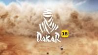 Анонсирующий трейлер видеоигры Dakar 18
