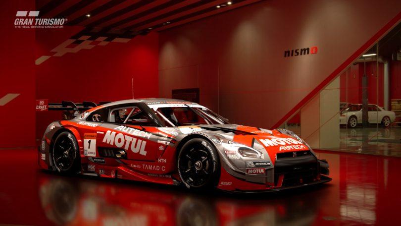 Nissan MOTUL AUTECH GT-R (2016)