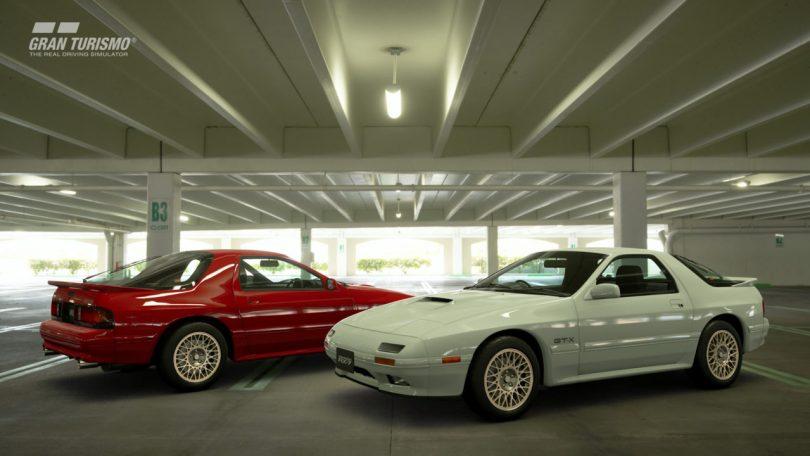 Mazda RX-7 GT-X (1990)