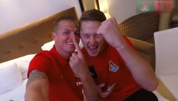 Игроки «Локо» Тарасов, Баринов и Миранчуки сыграли в FIFA 18