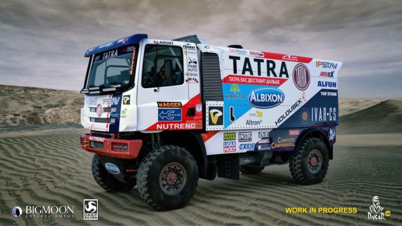Dakar 18 – SportGame.Pro