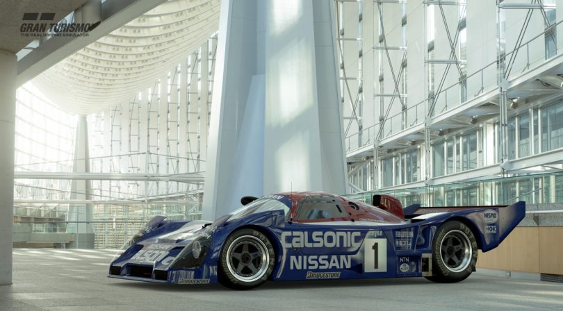 Nissan R92CP (1992)