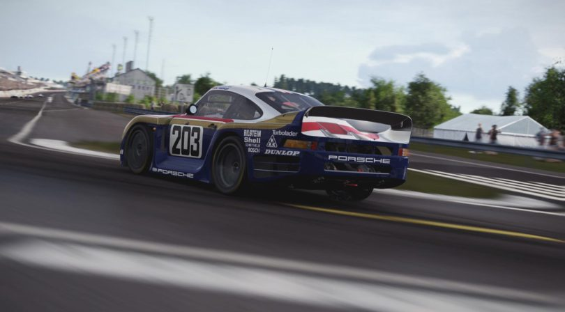 Project CARS 2 – Spirit of Le Mans