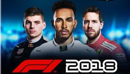 Хэмилтон, Ферстаппен и Феттель появятся на обложке F1 2018