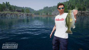 Скриншоты игры Fishing Sim World