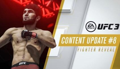 EA Sports добавила в UFC 3 российского бойца Магомедшарипова и обновила геймплей