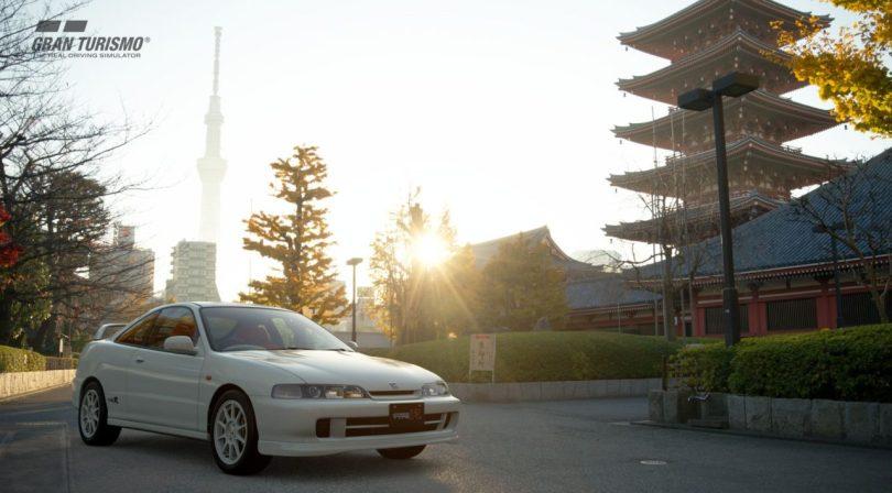 Honda Integra Type (1998)