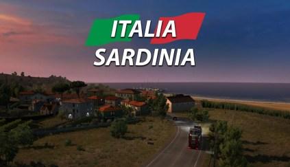 SCS Software добавит в Euro Truck Simulator 2 Сардинию с тремя городами