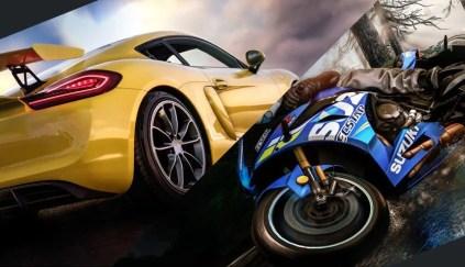 Автомобиль Porsche и байк Suzuki – новинки The Crew 2 в апреле