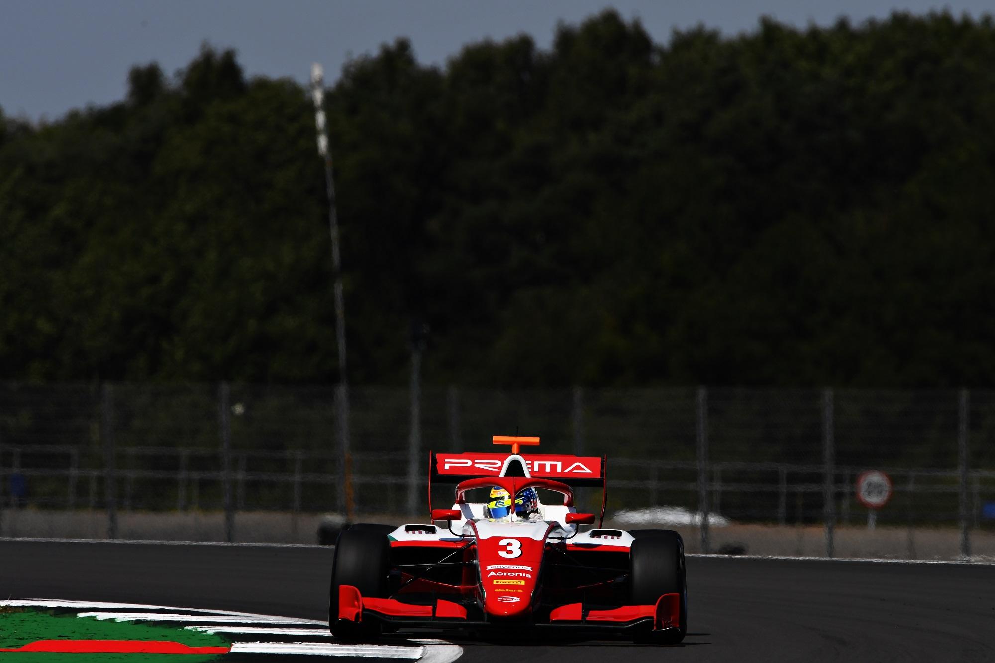Formula 3 Championship - Round 4:Silverstone - Practice & Qualifying