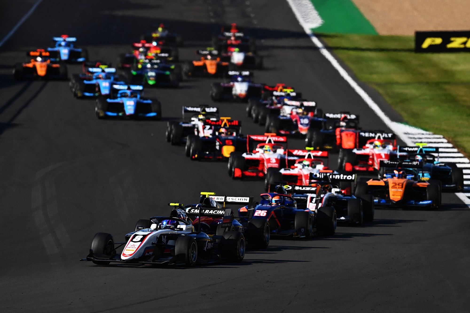 Formula 3 Championship - Round 4:Silverstone - Second Race
