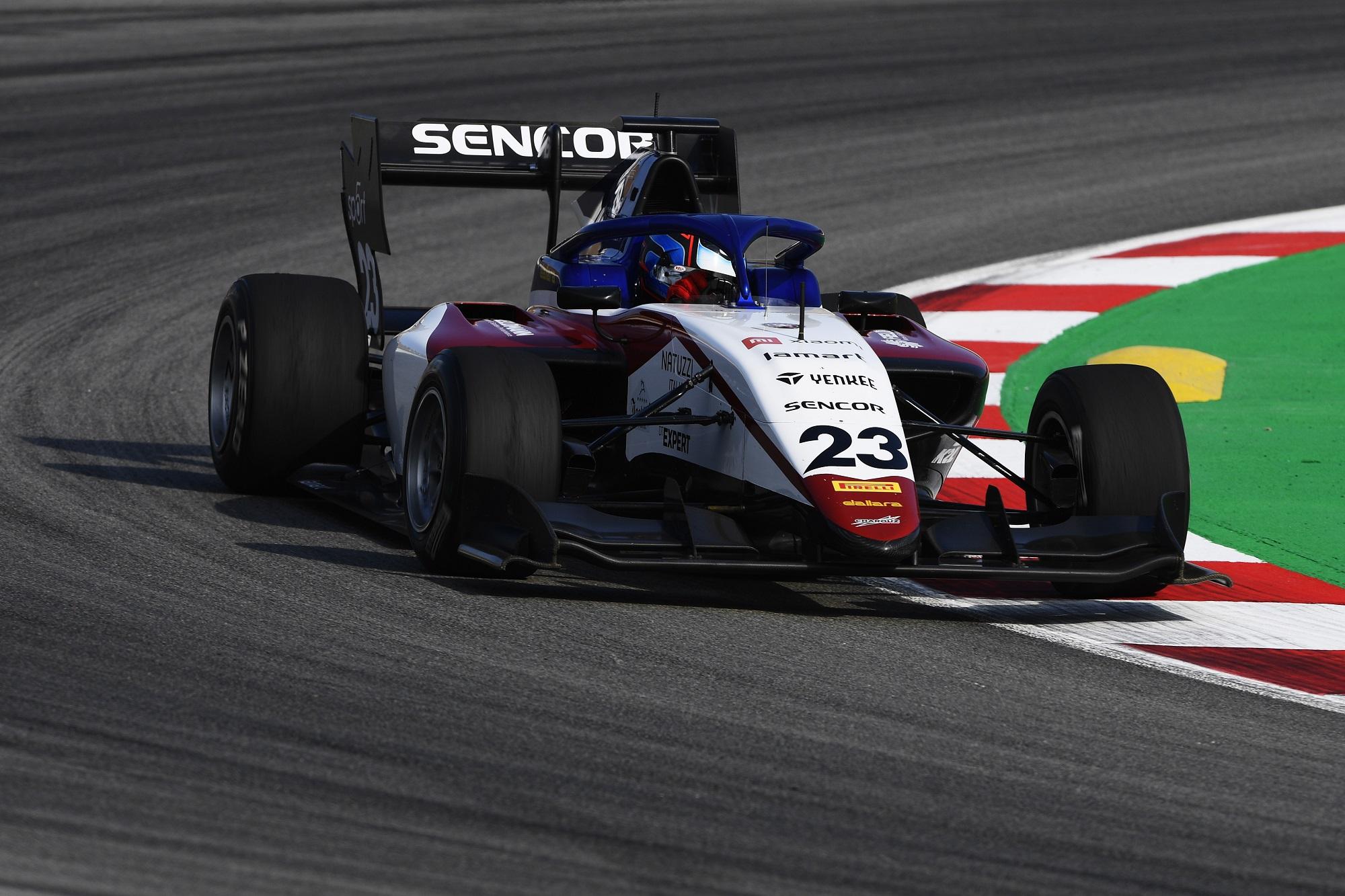 Formula 3 Championship - Round 6:Barcelona - Practice & Qualifying
