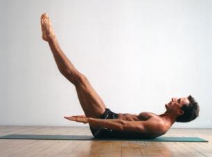Exercice Hundred Pilates