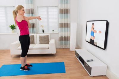 Exercice de sport à faire chez soit en vidéo