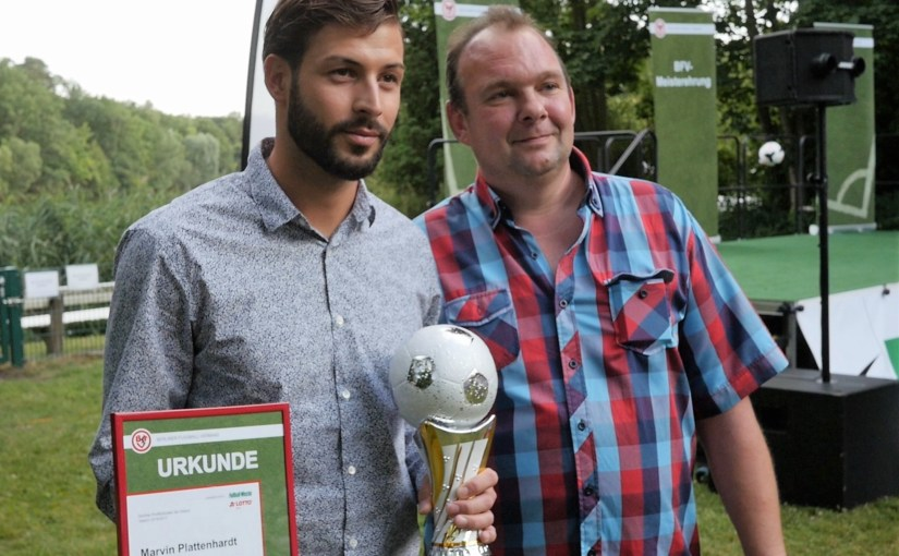 Interview mit Marvin Plattenhardt Hertha BSC